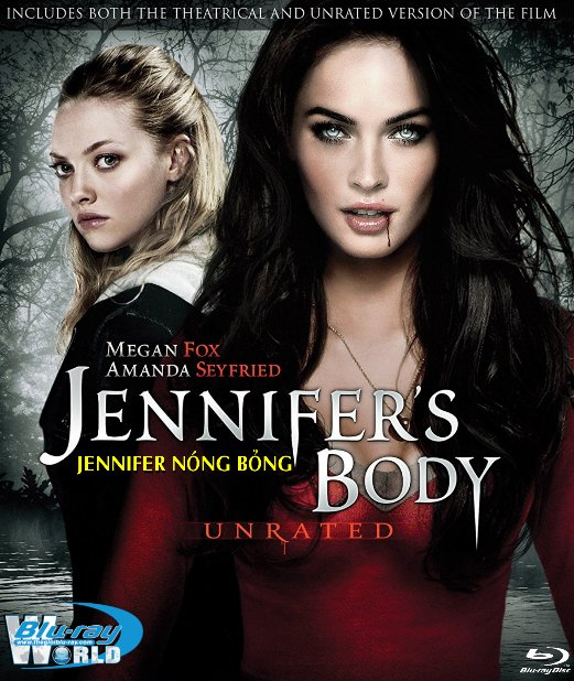 B3274.Jennifers Body  - JENNIFER NÓNG BỎNG (DTS-HD MA 5.1)
